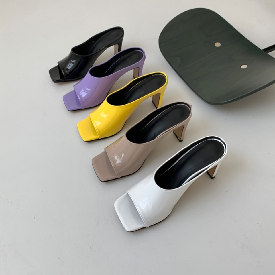 1006 Black,White,Beige,Purple,Yellow 5color 8.0cm